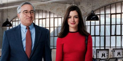 Film 'The Intern'