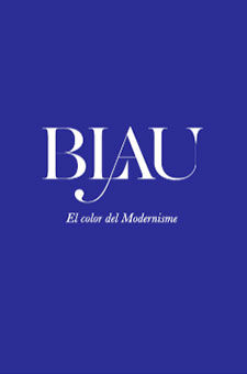 Blau. El color del modernisme